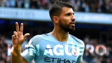 'Kun' Agüero se mete al Top 10 de goleadores históricos de la Premier League