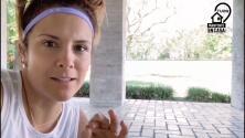 ¿Comiste mucho en cuarentena? Adriana Monsalve tiene la solución