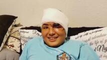 Dan de alta al joven que fue víctima de un incidente de ira al volante sobre la Interestatal 60