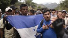 México advierte que no otorgará salvoconductos a centroamericanos de la nueva caravana