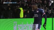 'Chucky' Lozano aporta al triunfo del PSV ante el Heracles