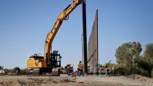 Gobierno de Trump anuncia que se saltará 10 leyes contractuales para acelerar la construcción del muro