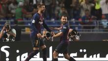 La charla entre Piqué y Jordi Alba que retrata falta de optimismo en el Barcelona