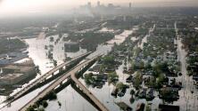 Ida toca tierra en Louisiana exactamente el mismo día que lo hizo el huracán Katrina, hace 16 años