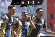 ¡Sorprenden a Toluca! San Luis los derrota 2-1 en la Jornada 10