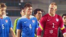 La sangre joven del Team USA Sub 20