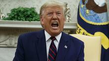 Trump insiste en fraude electoral sin evidencias y la empresa a la que acusa lo desmiente