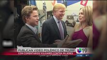 Trump está envuelto en un escándalo por misoginia