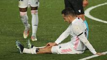 ¿Adiós a la temporada? Lucas Vázquez sufre dura lesión