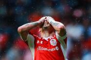 Rubens Sambueza anuncia que deja al Toluca