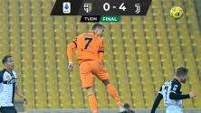 ¡Aerolíneas CR7! Juventus golea con tremendo salto de Cristiano
