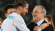 """Florentino sobre Ramos: """"Su oferta tenía un plazo y no lo admitió"""""""