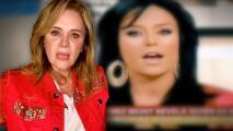 Erika Buenfil se 'vengó' de Inés Gómez Mont 13 años después de que revelara su mayor secreto