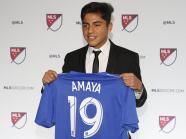 """Frankie Amaya, primera selección del Superdraft de la MLS 2019 : """"Orgulloso por mi gente de México"""""""