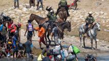 Haitianos en Florida lamentan que sus compatriotas estén inmersos en la crisis migratoria que se vive en Texas