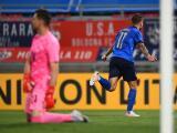 ¡Gol de Italia! Inmobile puso el primero sobre República Checa