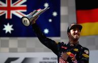 Daniel Ricciardo triunfa en el Gran Premio de Malasia