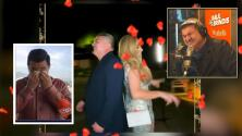 El Turky agradece a 'La Chela' por 25 años de matrimonio y Raúl Brindis le da una sorpresa que lo hizo llorar