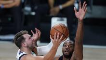 ¿Y LeBron? Curry, Jokic y Doncic lideran Primer Equipo All-NBA