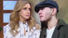 """""""Se ve honesto"""": Lili destaca el comportamiento de Johnny López al hablar del pleito con sus tíos"""