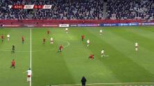 ¡Campanada! Georgia le pega a España con gol de Kvaratskhelia