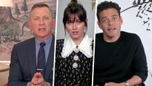 Daniel Craig, Ana de Armas y Rami Malek hablan de 'No Time to Die', la nueva cinta de James Bond