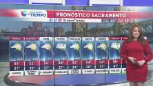 Alerta por tormenta invernal hasta la tarde de este sábado
