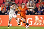 Gakpo pone el suyo y Países Bajos golea a Montenegro