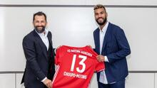Choupo-Moting y Douglas Costa refuerzan al Bayern Múnich