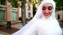 El video de su boda se hizo viral por una devastadora explosión: un año después, no ven motivos para celebrar su aniversario