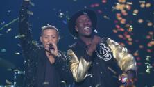 Nico y Vinz cerraron los Premios Univision Deportes con 'Am I Wrong'
