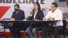 Elecciones en Perú: Keiko Fujimori presentará recursos para anular unos 200,000 votos por supuestas irregularidades