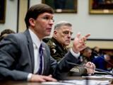 Congresistas de ambos partidos rechazan el uso de dinero del Pentágono para el muro fronterizo