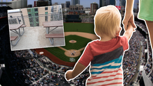 Niño de dos años y su madre mueren tras caer del tercer piso de un estadio de béisbol en California