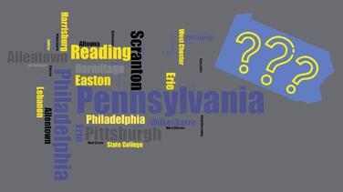 Pensilvania es el segundo nombre de estado que se escribe con más errores ortográficos