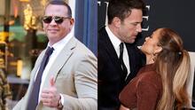 A-Rod hace bromas de su soltería tras su separación de JLo mientras ella besa a Ben Affleck