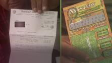 Inmigrante indocumentado ganó $750,000 en la lotería, pero casi pierde el premio por no tener papeles: Así fue como logró cobrarlo