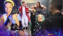 El perro de los Aguilar, los pasos de Clarissa y otros momentos de Premios Juventud que no viste en TV