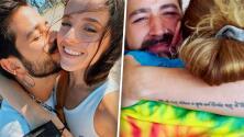Hasta las lágrimas: así recibió la familia de Camilo y Evaluna la noticia de su embarazo