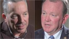 Dos de los candidatos para sheriff del condado de Los Ángeles dan su punto de vista sobre temas controversiales