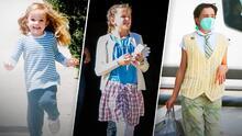 Seraphina, la hija de Ben Affleck, ya es una adolescente de 13 años y roba miradas con su estilo