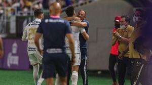 "Andrés Lillini: ""Un balde de agua fría, era un partido ganado"""