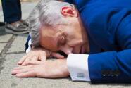 Si Nos Dejan - Sergio se desvaneció ante los reporteros tras el escándalo por la detención de Gonzalo - Escena del día
