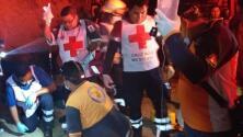 Viajaban con la ilusión de llegar a EEUU y la tragedia los encontró cuando su camión se volcó