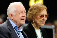Juntos por 75 años: el expresidente Jimmy Carter y su esposa Rosalynn celebran su longeva unión