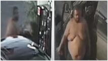 En video: El momento en el que una mujer es agredida por un sujeto en una estación de gasolina en Gardena