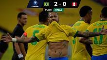 ¡Invencibles! Brasil sigue con paso perfecto rumbo a Qatar 2022