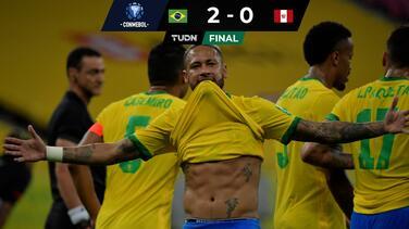 ¡Ocho de ocho! Brasil mantiene paso perfecto en Conmebol