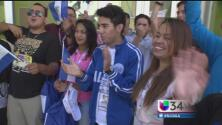 Continúa la cumbre de jóvenes salvadoreños