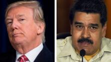 Donald Trump extiende un año la declaratoria de emergencia sobre Venezuela